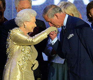 Charles gives moving speech at Jubilee Concert
