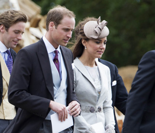 Kate celebrates wedding with Diana's family
