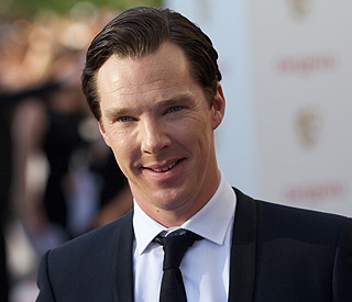 Benedict Cumberbatch: 'sex symbol status is weird'