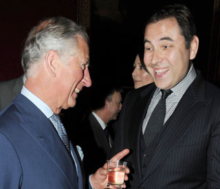 Tom Ford's grooming advice for Prince Charles