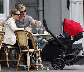 Elsa Pataky and Chris Hemsworth dote on baby India