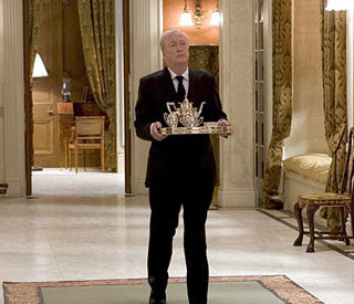 Michael Caine will miss playing butler Alfred