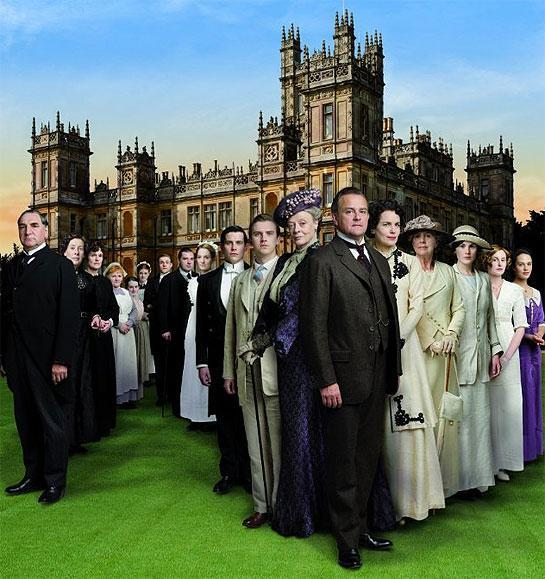 Downton Abbey scoops 16 Emmy nominations