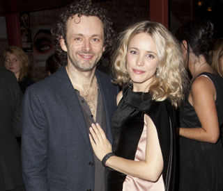 Wedding bells for Michael Sheen and Rachel McAdams?