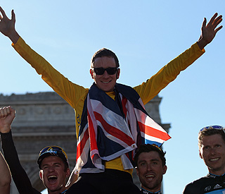 Campaign grows for Bradley Wiggins to be knighted