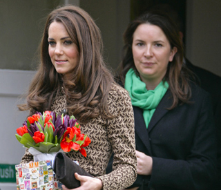 Kate's aide Rebecca Deacon promoted to Private Secretary