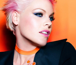 Pink to be the new face of Covergirl costmetics