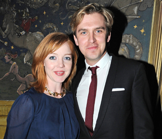 'Downton''s Dan Stevens becomes a father again