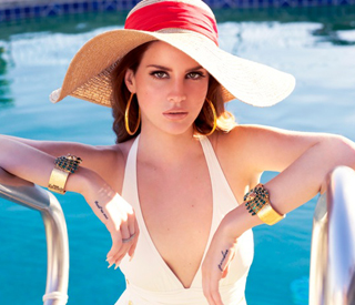 Lana Del Rey is the new face of Jaguar