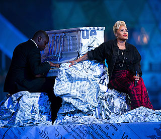 Olympic effect makes Emeli Sandé a chart topper