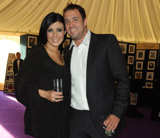 Kym Marsh and Jamie Lomas tie the knot