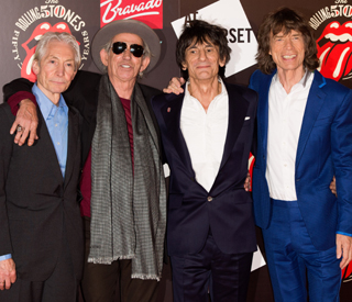 The Rolling Stones to rock London's Film Festival