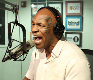 Mike Tyson: 'I want to sing and dance in musicals'