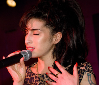 Amy Winehouse's ashes laid to rest