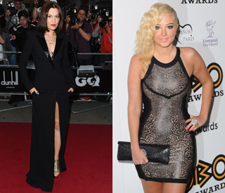 Jessie J and Tulisa battle over MOBO award