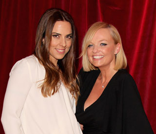 Mel C thrilled with Emma Bunton reunion