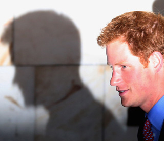 Palace drop Prince Harry photo complaint