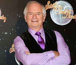 Johnny Ball waltzes off 'Strictly'
