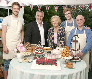 The 'Great British Bake Off' has first all male final