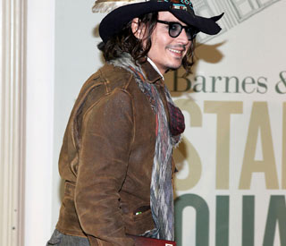 Johnny Depp to run publishing house