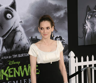 Winona Ryder: 'Tim Burton kick-started my career'