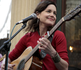 'Downton' rocker Elizabeth McGovern's stage fright