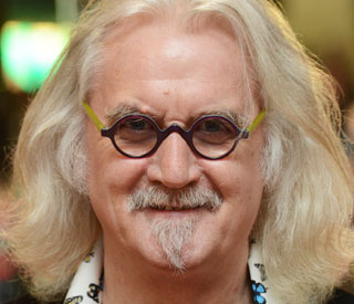 Billy Connolly given BAFTA achievement award