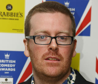 Frankie Boyle gives libel damages to charity