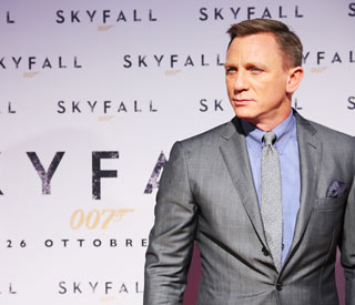 'Skyfall' rockets to the top of the UK box office