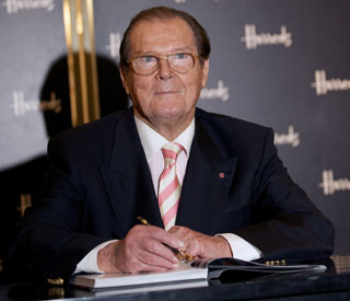 Roger Moore to host 'Have I Got News For You'