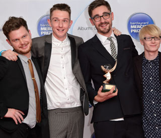 Alt-J win Mercury music prize