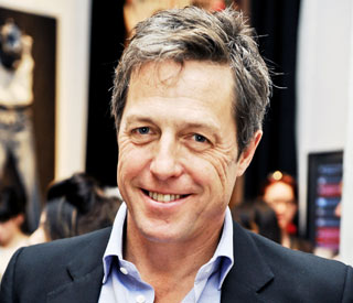Hugh Grant is up for a bout on 'Strictly Come Dancing'