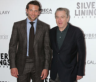 Bradley Cooper loved calling Robert DeNiro 'Dad'