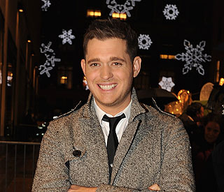Michael Bublé begged to do Xmas radio takeover