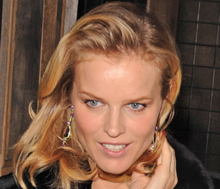 Eva Herzigova announces third pregnancy