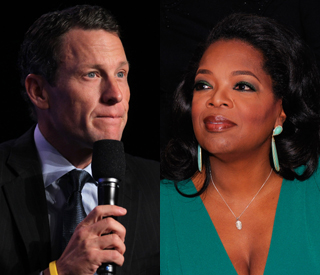 Oprah Winfrey confirms Lance Armstrong interview