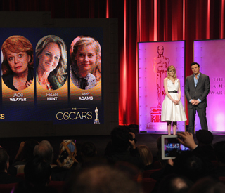 Oscars nominations revealed