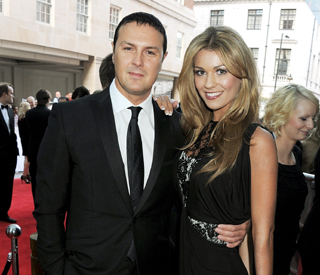 Paddy McGuinness and wife's twin joy
