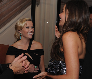 Reese Witherspoon and Sofia Vergara talk movies