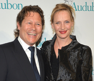 Uma Thurman's eldest chose younger daughter's name