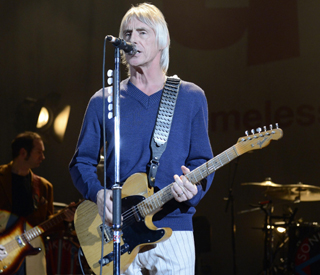 Paul Weller joins Noel Gallagher for TCT gig