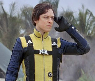 James McAvoy excited about upcoming 'X-Men' film