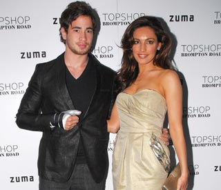Kelly Brook and Danny Cipriani engagement rumours