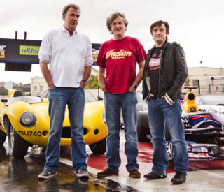 'Top Gear' presenters to appear in Phineas and Ferb