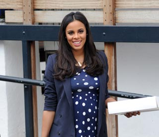 Rochelle Humes has pram collection