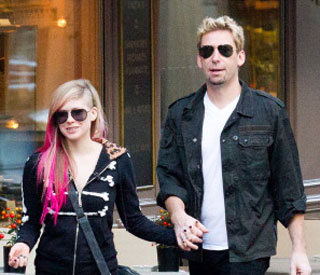 Avril Lavigne and Chad Kroeger get matching tattoos