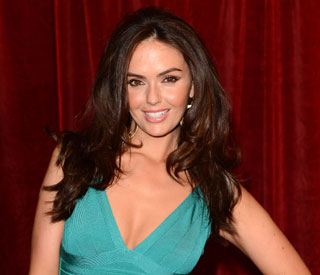 Exciting scenes for Jennifer Metcalfe on 'Hollyoaks'