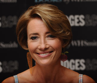 Emma Thompson on royal honours list