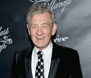 Sir Ian McKellen pleased with his new sitcom