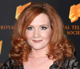 Jennie McAlpine likes playing 'good' characters